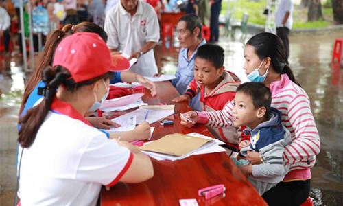 Vedan Việt Nam và hành trình 8 năm đồng hành cùng sức khỏe cộng đồng