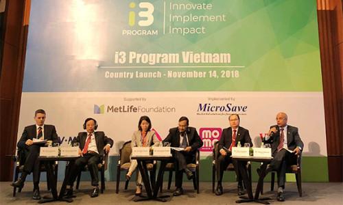 Ra mắt i3 Việt Nam – Giải pháp tài chính hữu ích cho người có thu nhấp thấp và trung bình tại Việt Nam