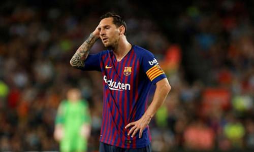 Sau Ronaldo, Messi không dự gala The Best