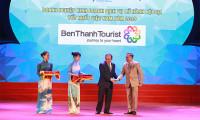 Benthanh Tourist 20 năm liền đạt giải thưởng Du lịch Việt Nam