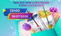 Lock&Lock x Lazada - Super Brand Day 2020: Phong cách sống xanh, thêm lành sức khỏe