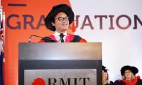 Hơn 1000 tân khoa trường Đại học RMIT Việt Nam nhận bằng tốt nghiệp