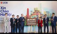 UOB Việt Nam mở rộng thị trường ra miền Bắc, cam kết các dịch vụ và giải pháp tài chính tốt nhất