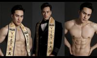 Tưởng Ngọc Minh khoe body quyến rũ, lấn át hết dàn mỹ nam tham gia 'Man of The Year 2019'
